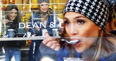Vanessa Hudgens and JENNIFER LOPEZ Indulgent Lunch Date in NYC!