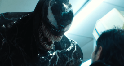Tom Hardy Turns Into VENOM in VENOM Trailer