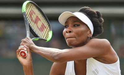 VENUS Sends Serena Williams a Message After Losing Wimbledon