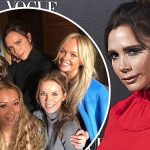 CHILD LABOR: Victoria Beckham Forces 13-Year-Old Son Sing to Her image