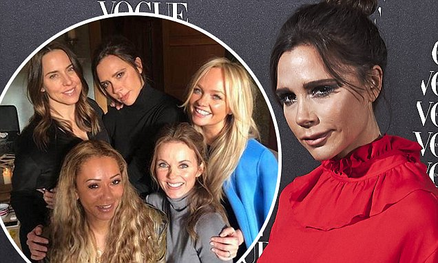 Victoria Beckham Says SPICE GIRLS Are Not Going on a Reunion Tour! image