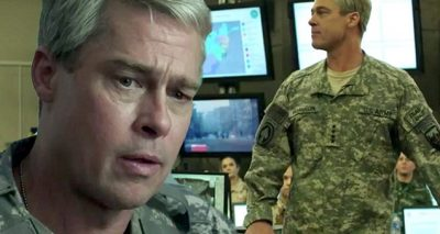 New Trailer for 'War Machine' Starring Brad Pitt