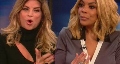Kirstie Alley Looks AMAZING on Wendy Williams