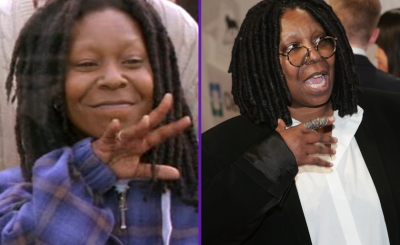 Whoopi Goldberg Calls Herself A FASHION NIGHTMARE!