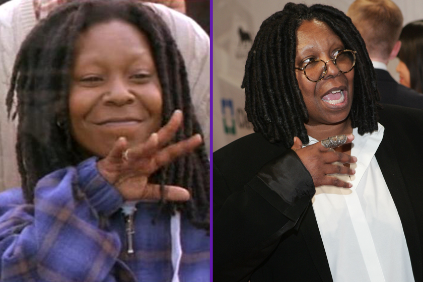 Whoopi Goldberg Calls Herself A FASHION NIGHTMARE! image
