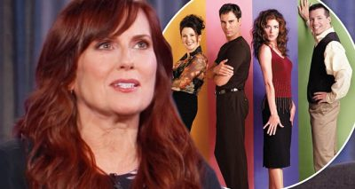 Megan Mullally Talks About WILL AND GRACE Reboot on 'Jimmy Kimmel Live'