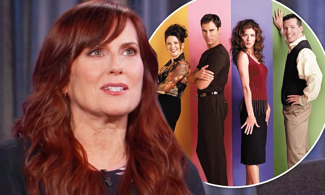 Megan Mullally Talks About WILL AND GRACE Reboot on 'Jimmy Kimmel Live' image