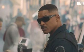 First Teaser for BRIGHT Starring Will Smith