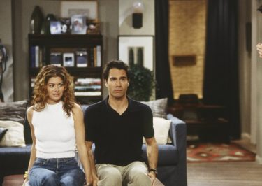 Debra MESSING Shares First Night of 'Will & Grace' Filming