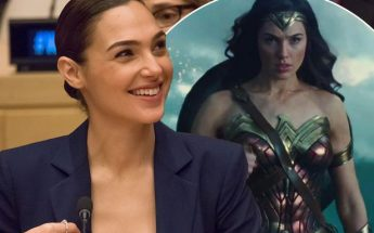 New Stills From Upcoming 'Wonder Woman' Movie Starring Gal Gadot!