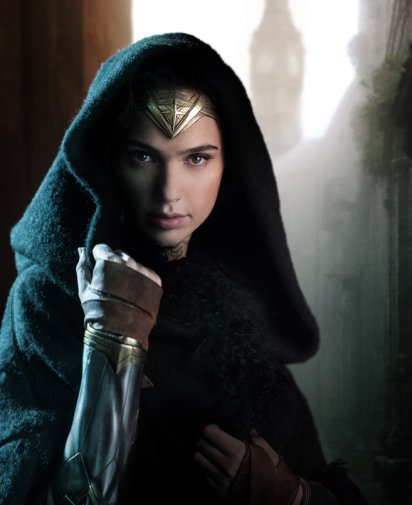 New Stills From Upcoming 'Wonder Woman' Movie Starring Gal Gadot! image