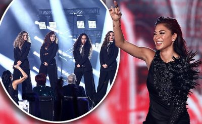 LITTLE MIX Perform 'Power' on X Factor UK!