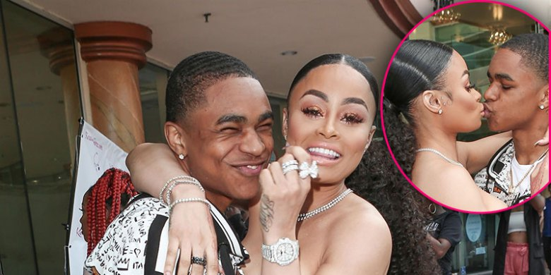 YBN Almighty Jay Calls Himself Blac Chyna's 'Oldest SON!' image