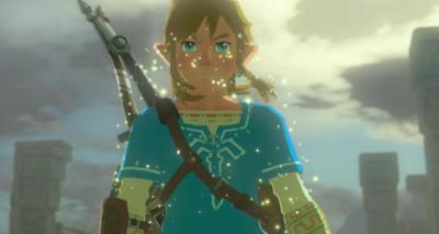 'Legend of Zelda: Breath Of the Wild' Trailer