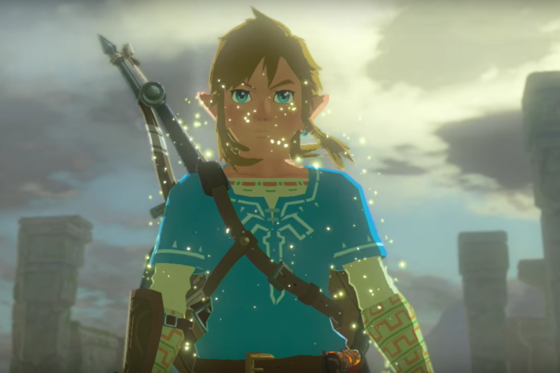 'Legend of Zelda: Breath Of the Wild' Trailer image